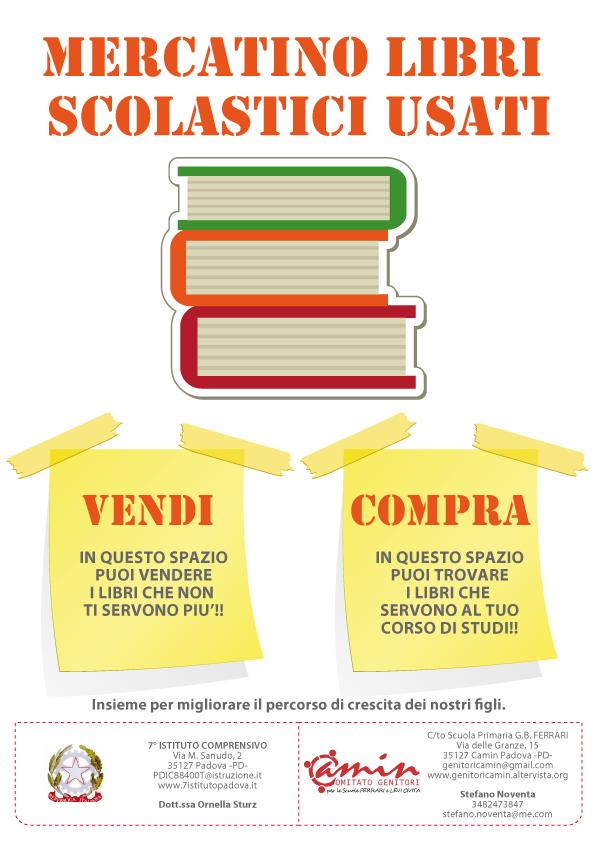 Mercatino libri usati for Libri scolastici usati on line